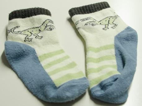 Dino-Socken